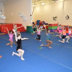 2015 Winter Wonderland Gym Show